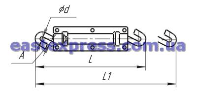 Муфты натяжные К798, К804, К805