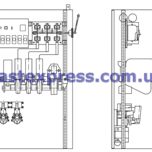 Низковольтные комплектные крановые устройства (НККУ)