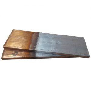 Пластина переходная медно-алюминиевая МА