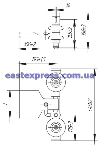 Токоприемники ТК-11В, ТКН-11В