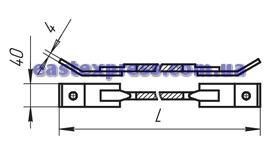 Компенсаторы троллейные У1008, У1010